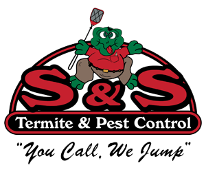 LabelSDS - our clients - S & S Termite and Pest Logo
